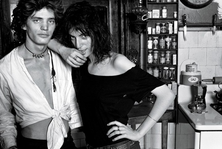 robert-mapplethorpe-patti-smith-norman-seeff-getty-museum-lacma-aids-bob-colacello